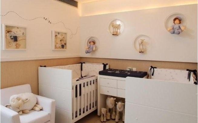 Invista na decoração do quarto do bebê