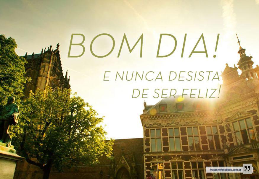 Imagens E Frases De Domingo: BOM DIA